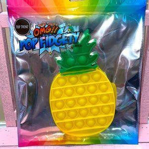 Pineapple OMG Pop Fidgety